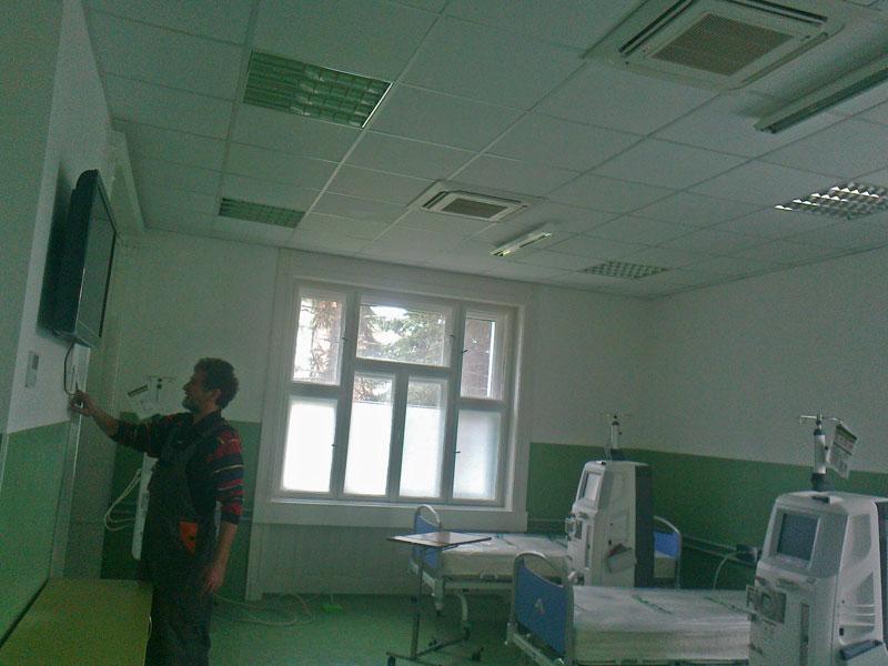 Projekat klimatizacije - BOLNICA Bačka Topola